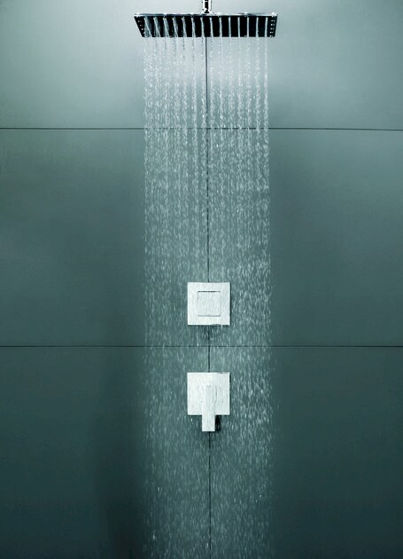 QUBIKA | Miscelatore per doccia con deviatore