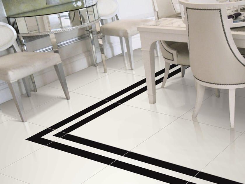 Full-body porcelain stoneware flooring MOOD by ROMAX
