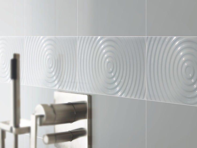 White-paste wall tiles SOHO by ROMAX