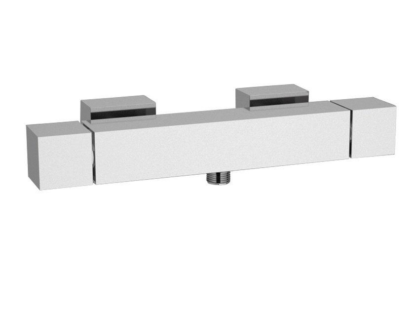 Shower tap QUBIKA THERMO | Shower tap by Remer Rubinetterie