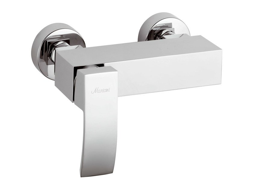Chrome-plated shower mixer MARTE | Shower mixer by Rubinetterie Mariani