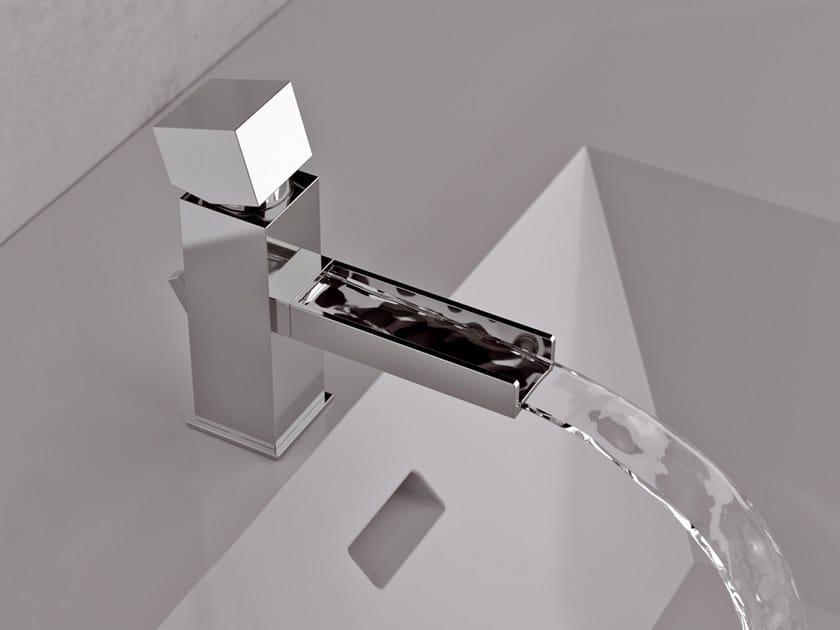Single handle washbasin mixer RIVER | Washbasin mixer by Rubinetterie Mariani