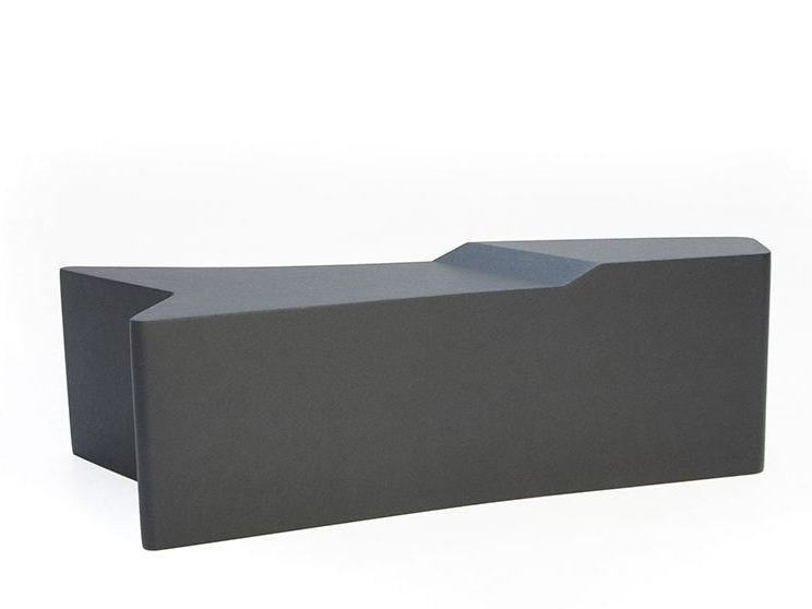 Backless bench seating DEER 03 by Quinze & Milan