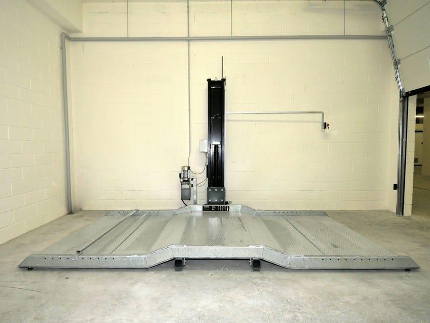Raddoppiatori da box SERIE 1 Impianto di parcheggio raddoppiatore IP1-ML