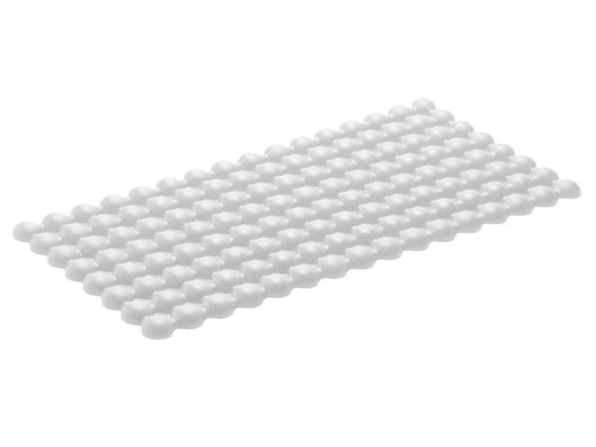 Polyurethane gel bath mat LEBOLLE M by Geelli