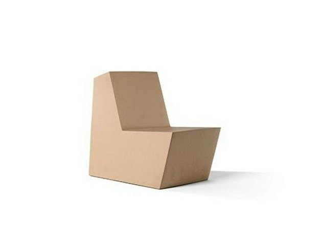QM Foam easy chair PRIMARY SOLO by Quinze & Milan