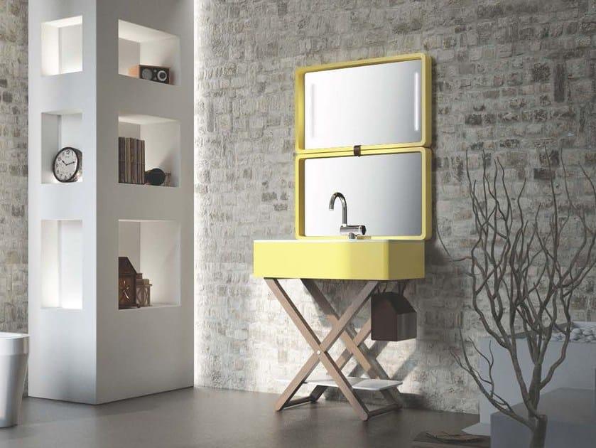 Sistema lavabo richiudibile MY BAG | Lavabo by Olympia Ceramica