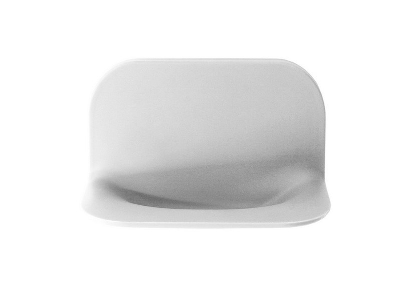Wall-mounted polyurethane gel soap dish PH by Geelli