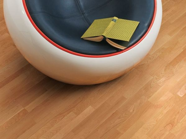 Floating cherry wood parquet EISTIR by Woodco