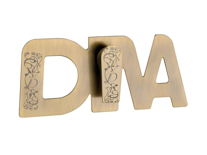 Single handle shower mixer DIVA DEKORA | Shower mixer by Daniel Rubinetterie