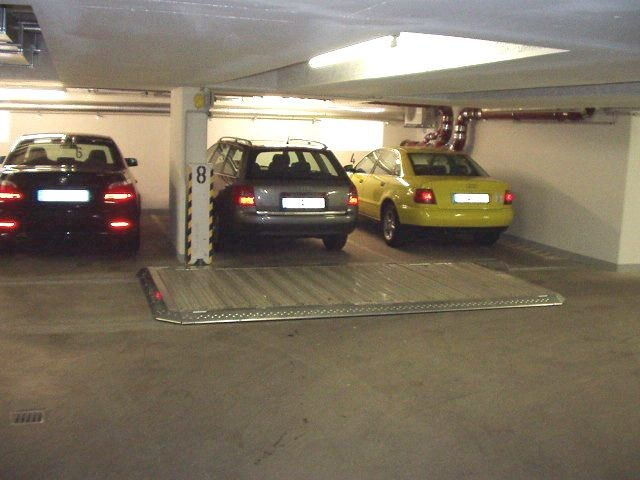 Moving Platform For Car Moving Platform By Idealpark
