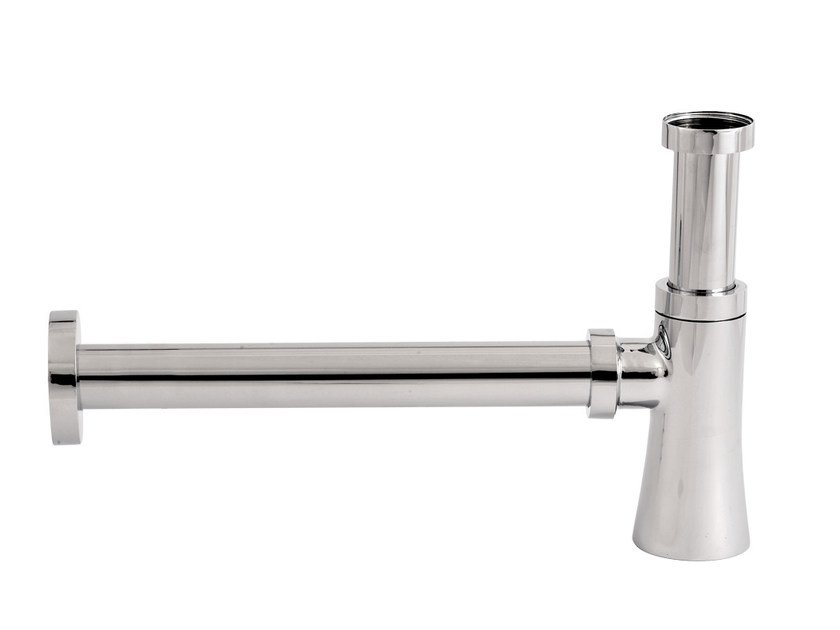 Washbasin chromed brass siphon DIVA | Siphon by Daniel Rubinetterie