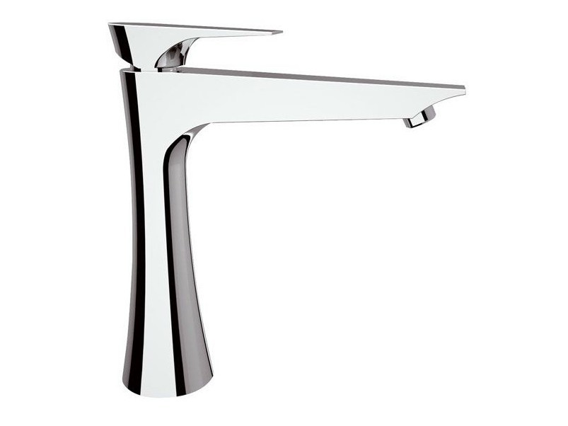 Kitchen mixer tap with swivel spout DIVA | Kitchen mixer tap by Daniel Rubinetterie
