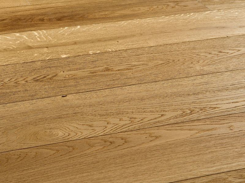 Floating oak parquet SHAYLA by Woodco