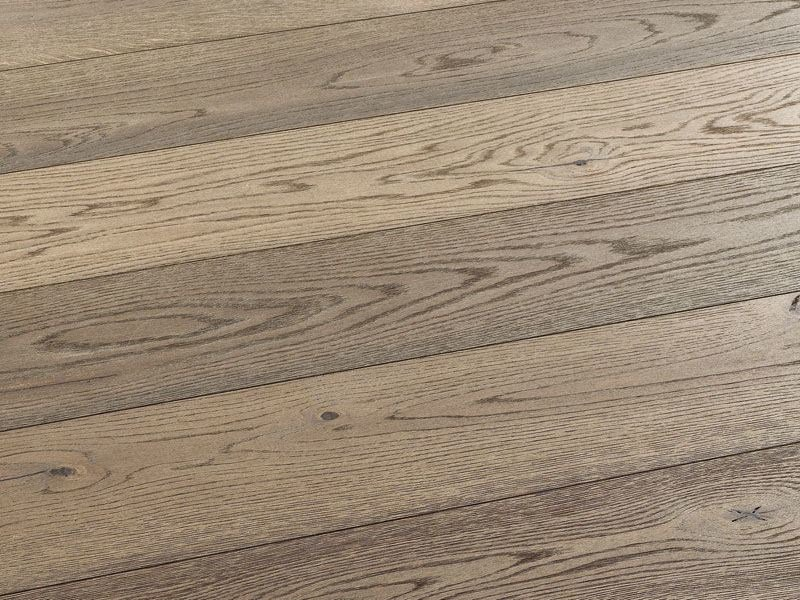 Floating oak parquet DEILIS by Woodco