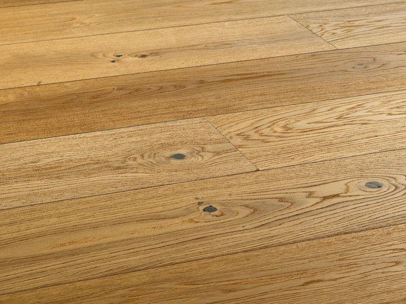 Floating oak parquet ELIN by Woodco