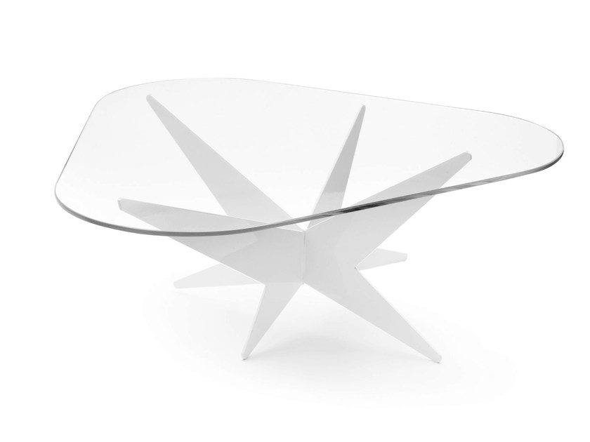Low coffee table STAR | Coffee table by Lamberti Design
