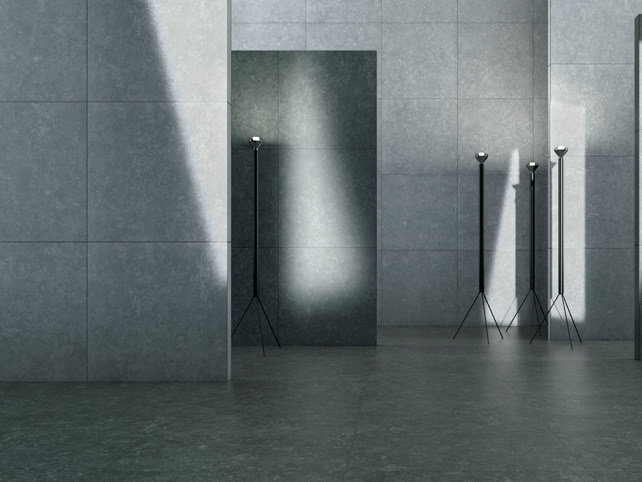 Porcelain stoneware wall/floor tiles BLUESTONE CINZA by Revigrés