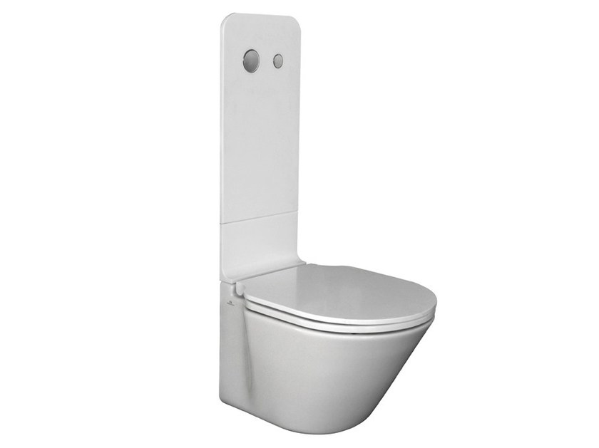 Wall-hung toilet MOOD | Toilet by Noken