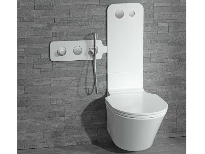 Wall-hung toilet MOOD | Wall-hung toilet by NOKEN