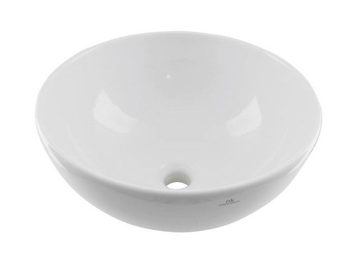 Countertop round washbasin LOUNGE | Round washbasin by NOKEN