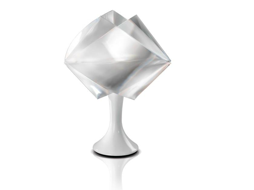 Slamp A Indiretta Da Luce Tavolo Gemmy Color Prisma Lampada Lentiflex® In Table tCsrhdBQx