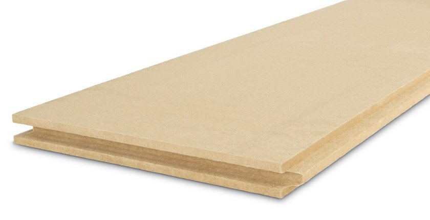Insulation panels in wood fiber for renovations FiberTherm Special® 240 by BetonWood
