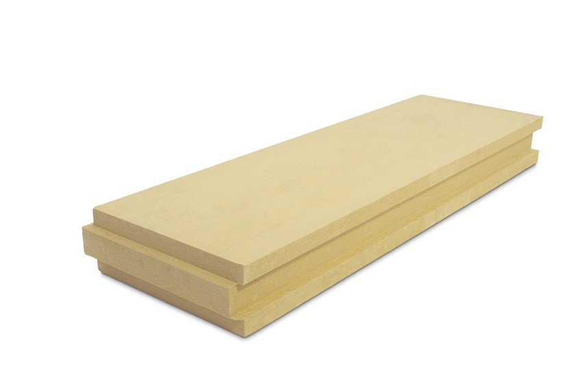 Insulation panels in wood fiber for renovations FiberTherm Special dry® 140 by BetonWood