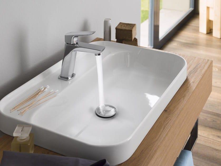 Acquaviva miscelatore per lavabo by nobili rubinetterie - Nobili rubinetterie bagno ...