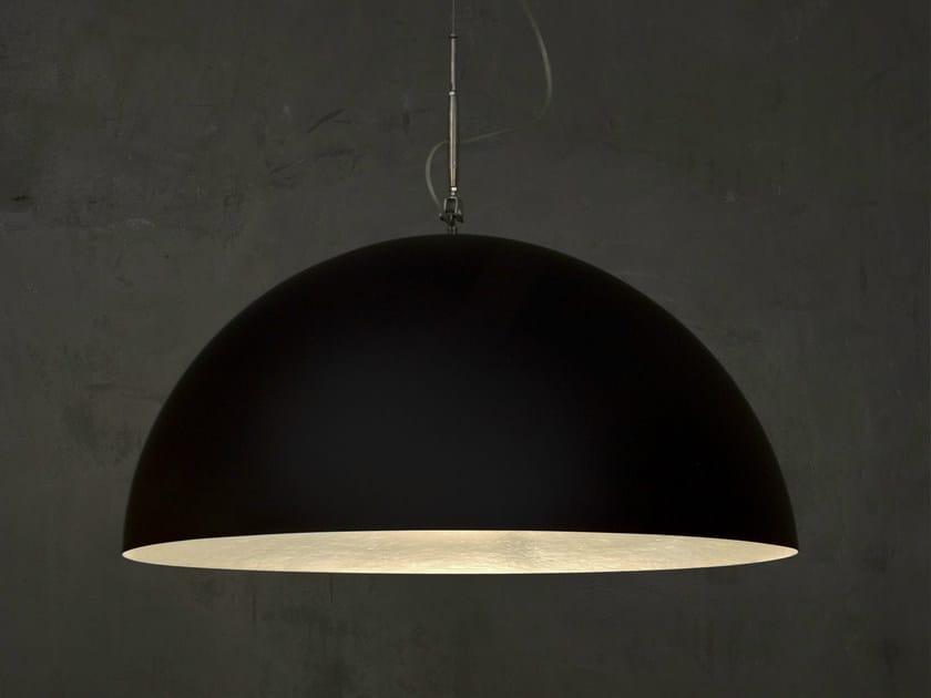 Pendant lamp MEZZA LUNA | Pendant lamp by In-es.artdesign