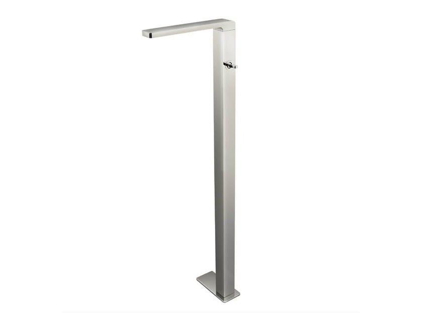 Floor standing bathtub mixer with flow limiter LOUNGE   Bathtub mixer with flow limiter by Noken