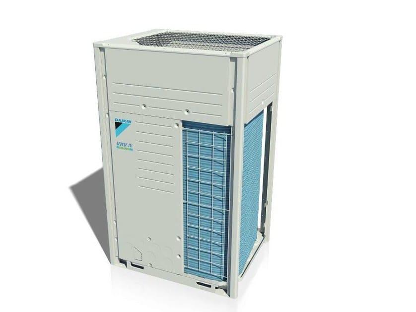 Bomba de calor ar/ar RYYQ-T | Bomba de calor by DAIKIN Air Conditioning