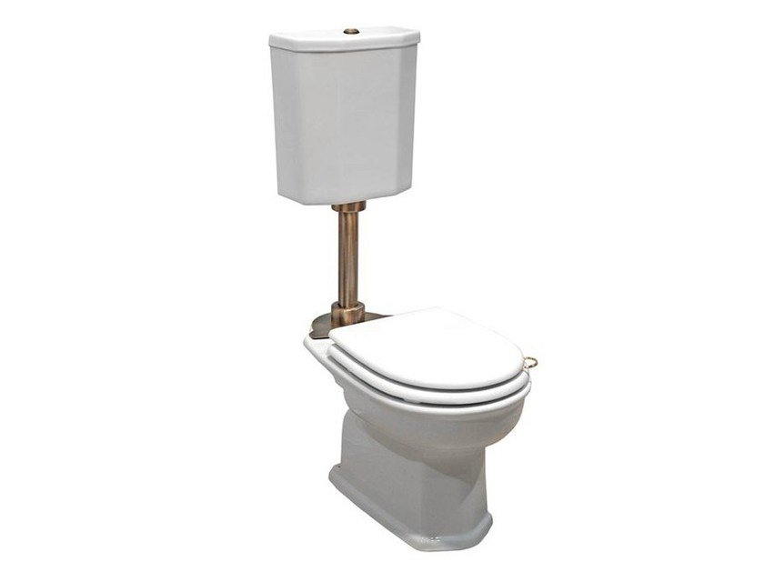 Toilet with external cistern IMAGINE | Toilet by Noken