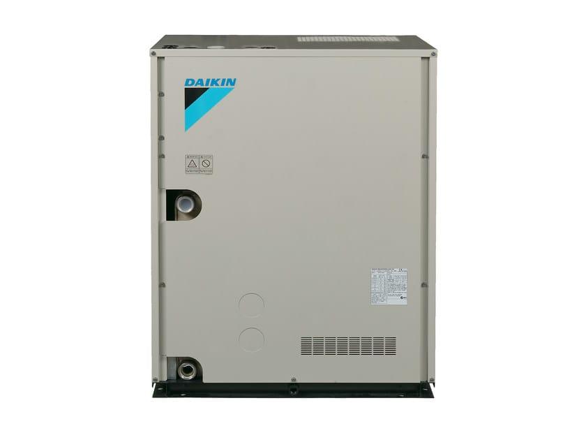 Water to water heat pump RWEYQ-T | Heat pump by DAIKIN Air Conditioning