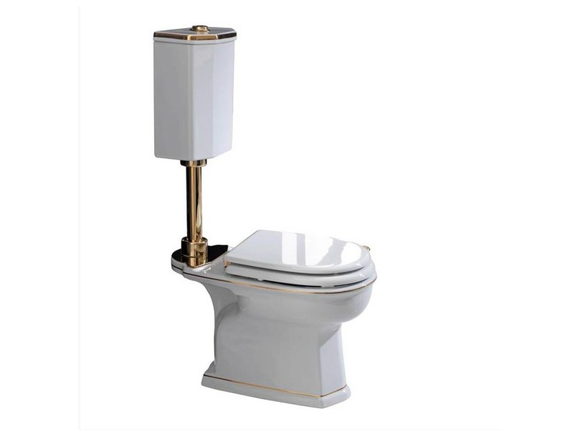 Toilet with external cistern IMAGINE   Toilet by Noken