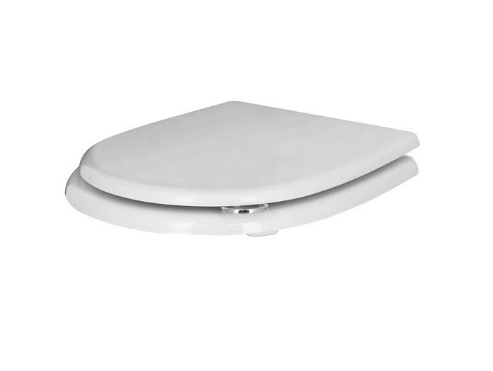 Toilet seat with soft close IMAGINE   Toilet seat by NOKEN