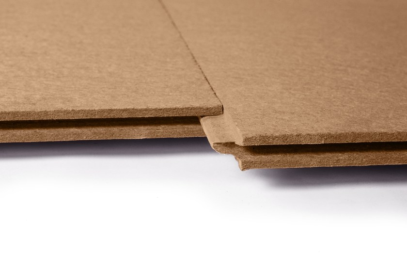 Panel wood fiber for under-and wall FiberTherm Universal® 270 by BetonWood