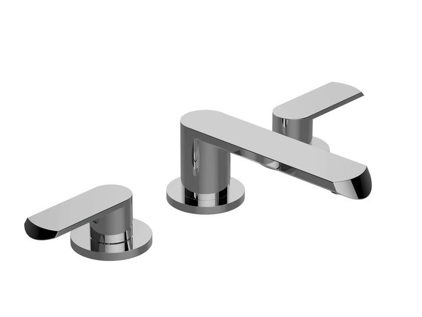 3 hole bathtub tap PHASE   Bathtub tap by Graff Europe West