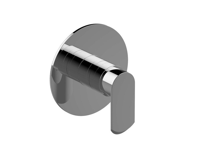 1 hole shower mixer PHASE | Shower mixer by Graff Europe West