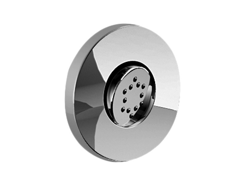 Built-in adjustable overhead shower PHASE | Built-in overhead shower by Graff Europe West