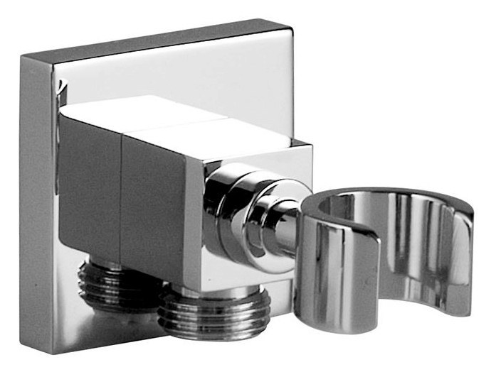 Metal handshower holder IMAGINE | Handshower holder by NOKEN