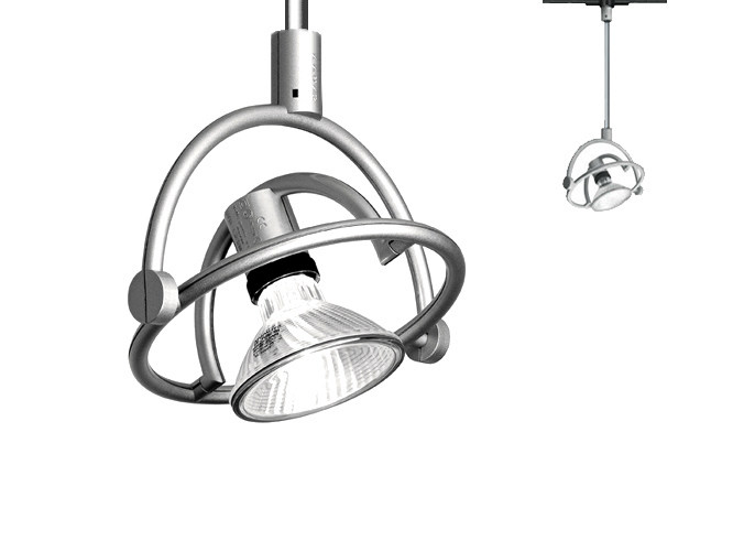 Halogen Track-Light FARIUNO BINARIO SOFFITTO 25 by Cini&Nils