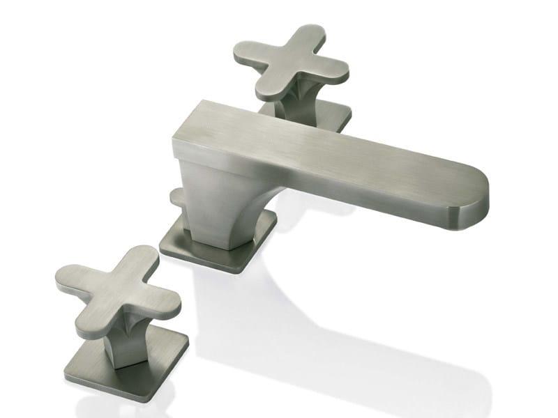 3 hole washbasin tap PROFIL by INTERCONTACT