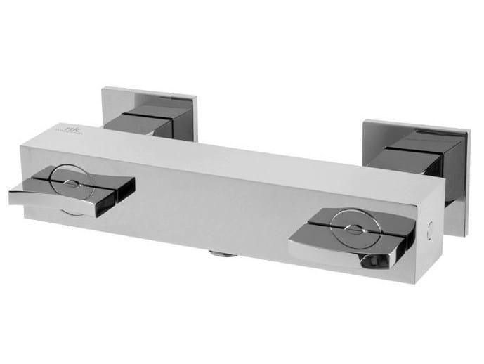 Chrome-plated shower mixer IMAGINE | Metal shower mixer by Noken