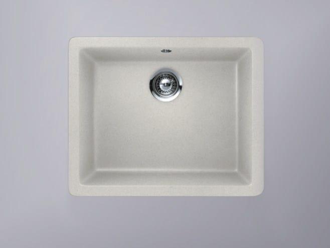 Built-in HI-MACS® sink CS490R | HI-MACS® sink by HI-MACS