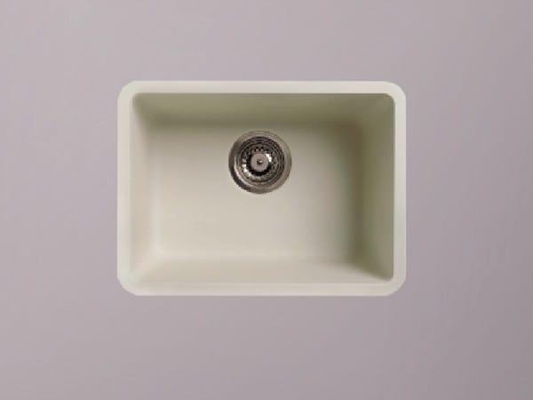Built-in HI-MACS® sink CS449RS | HI-MACS® sink by HI-MACS