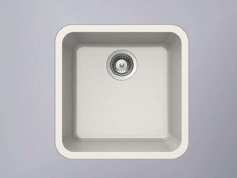 Built-in HI-MACS® sink CS398S | HI-MACS® sink by HI-MACS