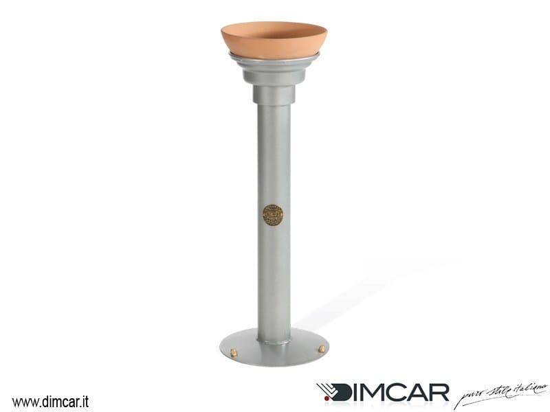 Metal ashtray Posacenere Fumè by DIMCAR