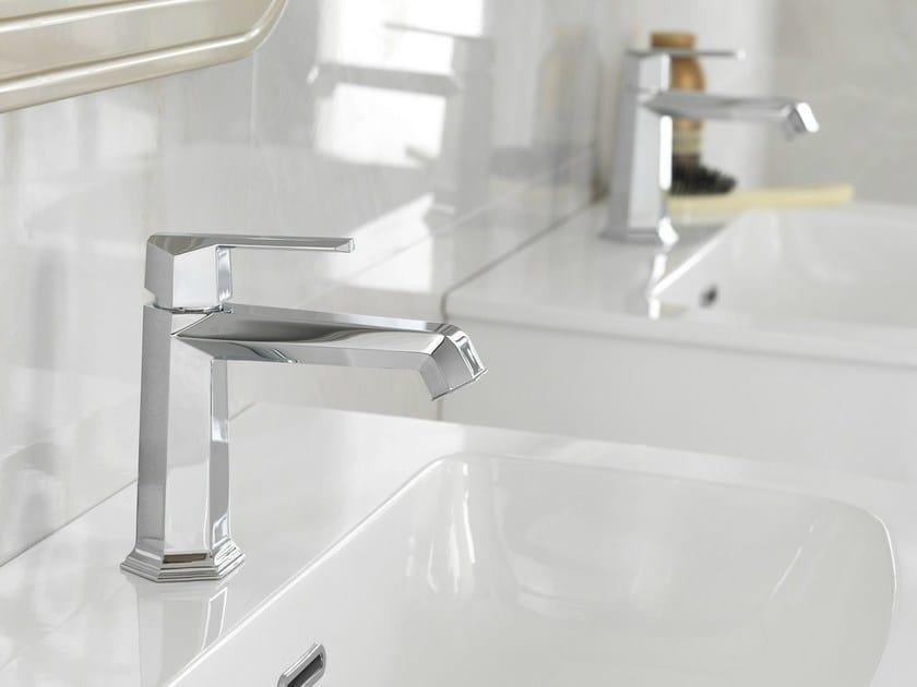 Chrome-plated 1 hole washbasin mixer CHELSEA   Washbasin mixer by Noken