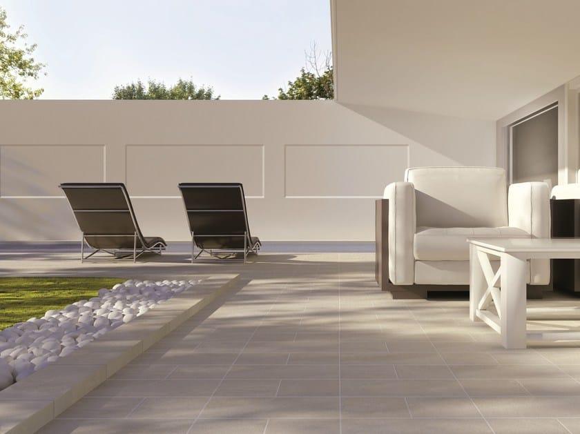 Pavimenti Esterni Patio : Pavimento per esterni in gres porcellanato effetto pietra patio